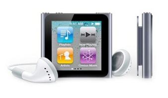 МП3 плеер Apple iPod nano 6G 8GB