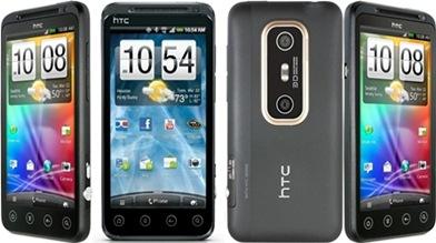 фотографии мобильного телефона HTC EVO 3D HTC EVO 3D