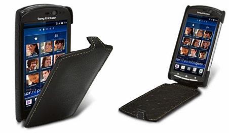 Кожаный чехол для Sony Ericsson XPERIA Neo Melkco Jacka Type.