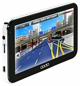 GPS-навигатор-OODO-M513HD