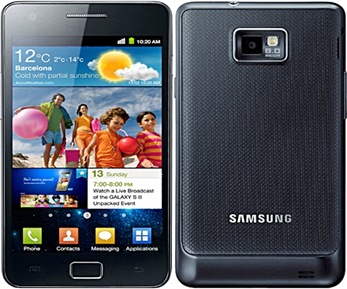 Купить смартфон Samsung i9100 Galaxy S 2 16GB