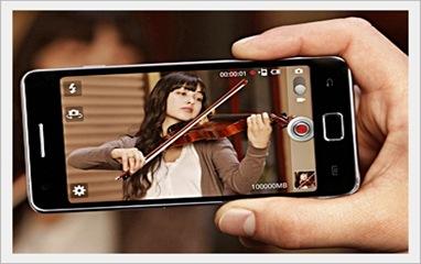 смартфон Samsung i9100 Galaxy S 2 16GB