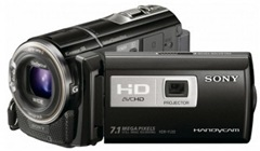 Sony HDR-PJ50e