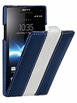 Melkco для Sony Xperia S