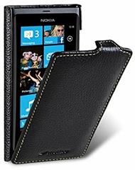 Кожаный чехол Melkco для nokia lumia 800