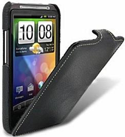 Кожаный чехол Melkco для HTC Desire HD