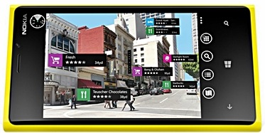 Nokia Lumia 920 обзор