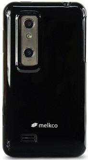 Силиконовый чехол Melkco для LG P920 Optimus 3D