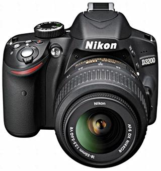 Nikon D3200 Kit 18-55 VR