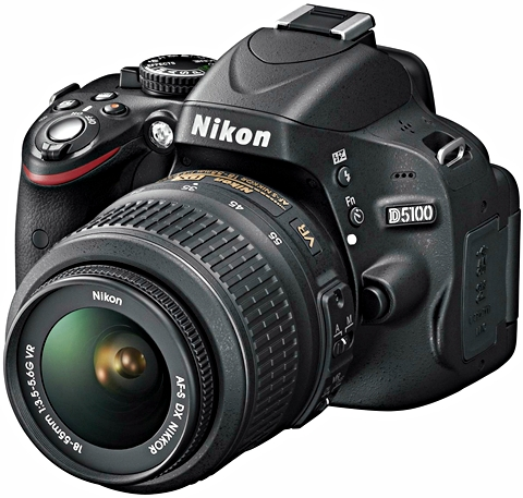 Фотокамера Nikon D5100 Kit 18-55 VR