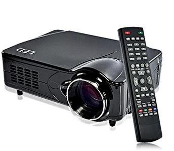 Основные технические характеристики видеопроекторов