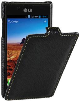 Чехол-книжка Melkco для LG Optimus L7