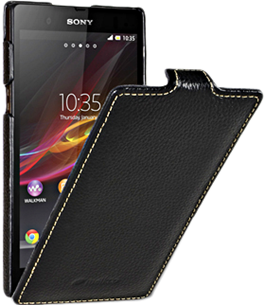 кожаный чехол Melkco для Sony XPERIA Z