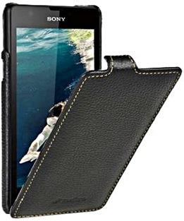 Отличный чехол-книжка для Sony Xperia ZR