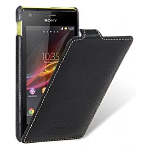 Чехлы для Sony Xperia M купить. Кожаный чехол для Sony Xperia M